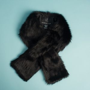 Rachel Zoe Box of Style X Unreal Fur COLLAB Black